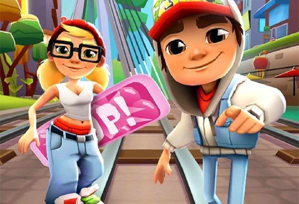 Subway Surfers Keys and Coins Free